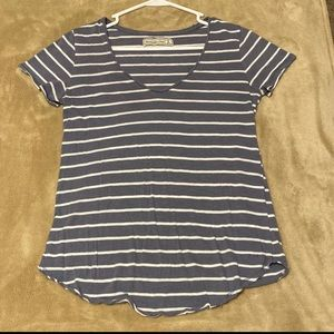 Abercrombie & Fitch Striped Top Size Small